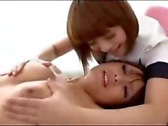 Akina Kai - лесбийской любви Массаж