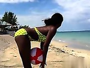 2 heisse jamaika Ebony Babys schütteln den A - Mein Fick von CHEA