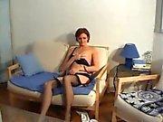 Mon l'ex épouse sexy donnent pas un Nice montrer sur la appareil photo