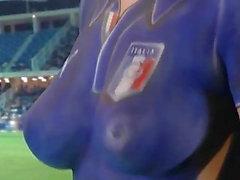 Football - Valentina Nappi