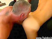 Горячая геев сцены Josh Форд та мышечного папы Думаю