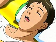 Kızgın arkadan sapık kadar poking Ve Anime eşim