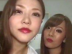 Hitomi Tanaka & Okita Anri en direct sur Instagram