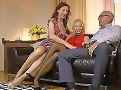 Сексуальное жена Bondage ромашка