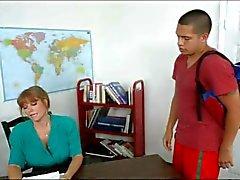 Darla Crane sıcak öğretmen