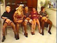 Alemão avós têm orgia agradável por fdcrn