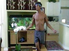 Boy Dancing: Americano