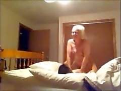 Cheating Wife körd på dolda Cam