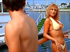 Sybil Danning Seduces A Young Student (HD)