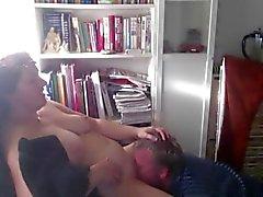 Frau und ich bumst hausgemachten Video-