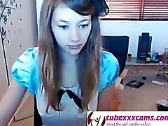 alice, hottest teen on cam