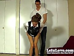 Lelu Love-Tutor Teaches Fucks Facials Her