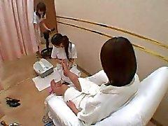 Japansk massage video 1