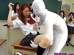 Super horny japanilaisten lapsenmielisille