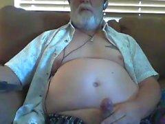 ictus nonno in webcam