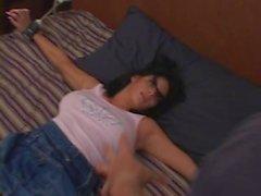 Jayce Yatak Örtüsü - Tickle İşkence - Çok Ticklish