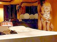 Korean b - lista mallia prostituutio kiinni Piilokamera 2a