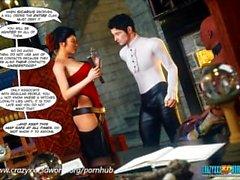 3D Komik : Legat . avsnitt den 25