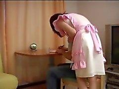 Tentação amorosa da mãe