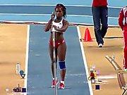 Yarisley Silva : Reizvolle ESELS Cuban Olympia Pole Vault - Ameman