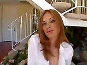 Redhead Freckled Schoolgirl Allison DPd