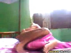 Horny Indian Couple Make A Sex Tape