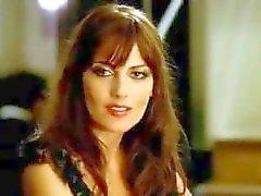 Arabia näyttelijätär tupakoinnin ( Ei-alaston )