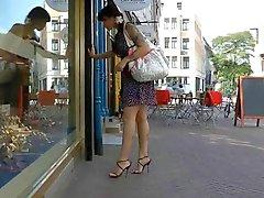 Ventana de compras a italia sandalias de tacón alto