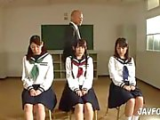 Consiglio studentesco della ragazza abbastanza la gola profonda Slaves ( parte 1)