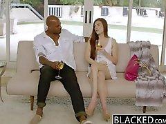 bayağı gf Zoe'nin ahşap blacked ilk olarak Irklar