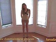 Mistress Missy pantyhose POV cuckolding
