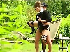 Yummy Kitzler Fetisch-Mädchen frechen Natursekt