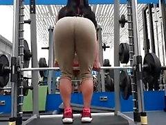 sexig Fitness ass 1