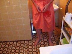 Wixen во ihrem Kleidchen