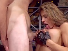 Gorgeous milf Esperanza Gomez gets massive facial spray shot