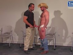 George Ce and Hot Cowboy Josh West!