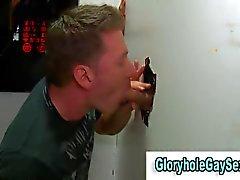 straighty пользуется сосание член через отверстием слава