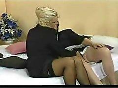 kaksi mummi Lesbo