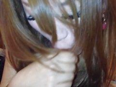 Taiwanesischen Mädchen geben Blasen Vor Dusche [Teaser]