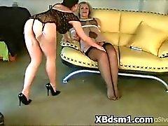 Sadomaniac BDSM Schoffel Extreme straf