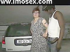 Ranskalainen kypsän Lise ja 2 mustaa hanojen
