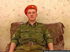 russische Armee achtzehn