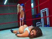 Etiket takım güreşi Cinsiyet egemenlik Dövüş