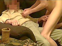 75y uomini vecchi scopare e dello sperma
