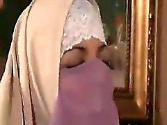 Au arab Un Hijab Sucking Cock et de la baise