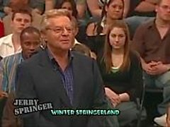 Jerry Springer non censuré