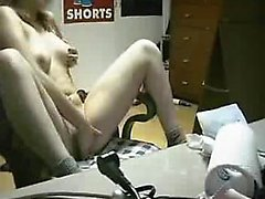 Masturbation on webcam on ATAFILM COM