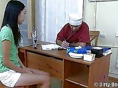 Tesiste Doktor appeal for tarafından Fingered The Skinny Shy Asian