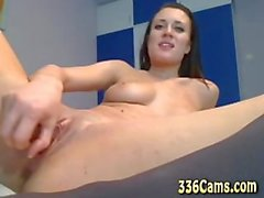 Sexy Girl Play With Passy And Ass Dildo Webcam