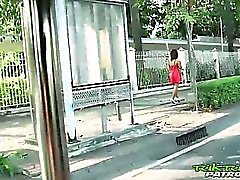 Leggy Thai Slut For Breakfast